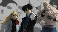 Fullmetal Alchemist Brotherhood - 62