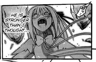 Negima! Manga Vol 32 Ch 293 Review