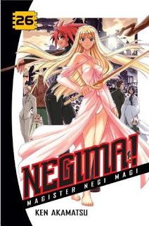 Negima! Manga Volume 26 Review