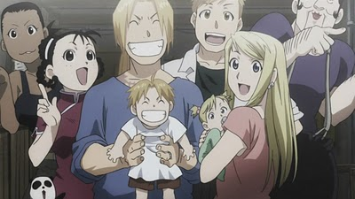 Fullmetal Alchemist Brotherhood - 64