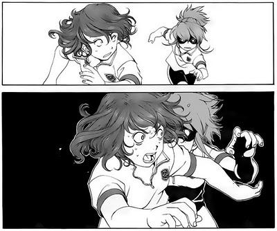 Paradise Residence Manga Chapter 05