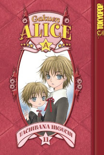 Gakuen Alice Manga Volume 11