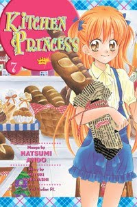 Kitchen Princess Volume 07