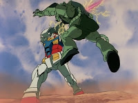 Mobile Suit Gundam - 01