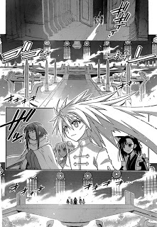Negima! Manga Vol 33 Ch 301