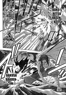 Negima! Manga Vol 33 Ch 302