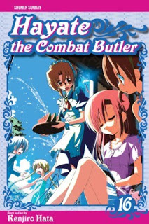 Hayate the Combat Butler Manga Volume 16