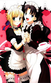 Fate/stay night (Anime Maids)