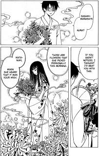 xxxHOLiC Manga Chapter 208 Review