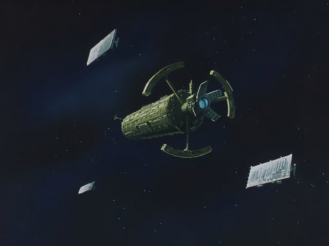 gundam space stations - photo #36