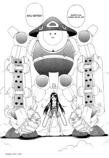 Ah! My Goddess Ch. 264 Manga
