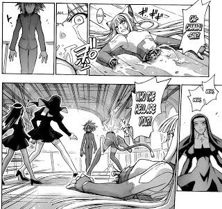 Negima! Manga Vol 34 Ch 311