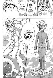 Negima! Manga Vol 34 Ch 314