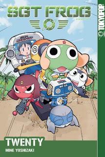 Sgt. Frog Manga Volume 20