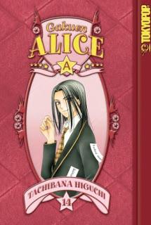 Gakuen Alice Manga Volume 14