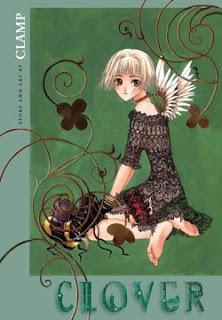 Clover Omnibus Manga
