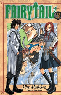 Fairy Tail Manga Volume 03